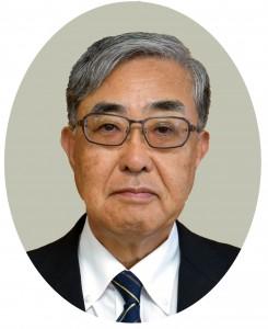 1面 県農業会議の新会長顔写真